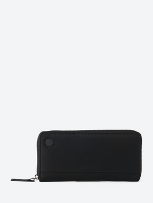 Wallet with Zip