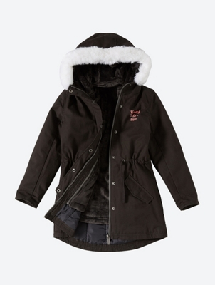 Parka with Removable Gilet