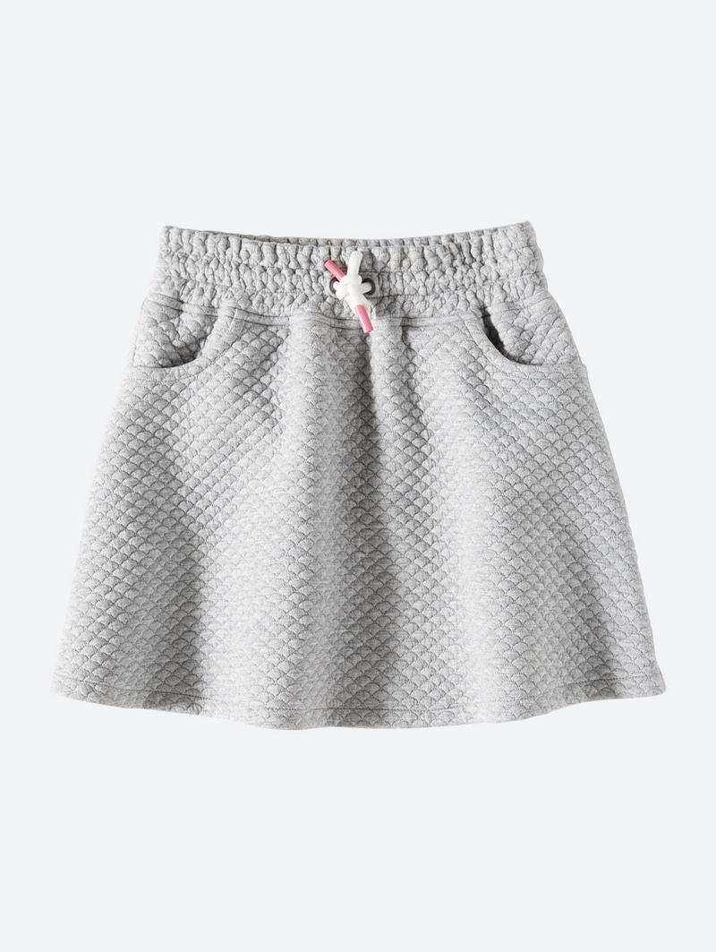 Bench Grau Girls Skirt Größe 164 cm