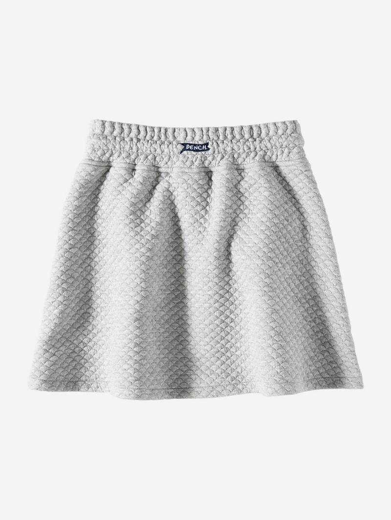 Bench Grau Girls Skirt Größe 104 cm