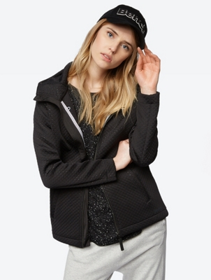 Structured Softshell Jacket with Hood