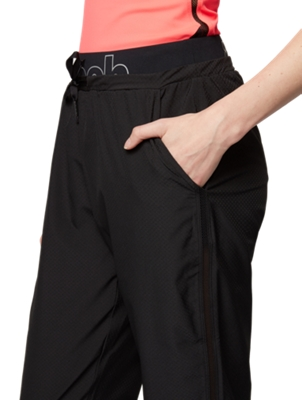 Leichte Sporthose mit reflektierendem Bench-Print