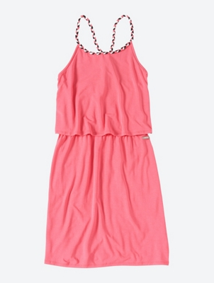 Boho-Dress Anzaccove with Braided Straps