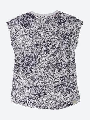 T-Shirt mit bedruckter Rückseite