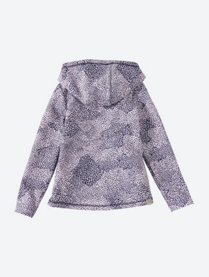 Water Repellent Patterned Jacket