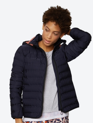 Insulator Jacket with Asymmetrical Zip