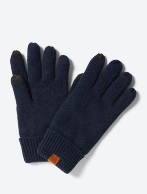 Lined Gloves with Touch Function