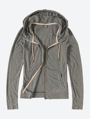 Casual Shirt Jacket with Thumb Loops