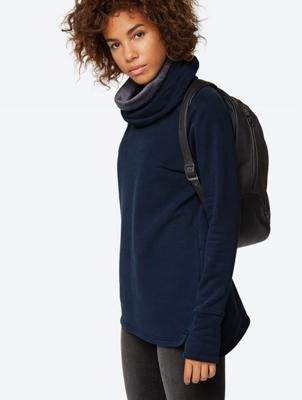 Lässiges Sweatshirt in Oversize-Passform