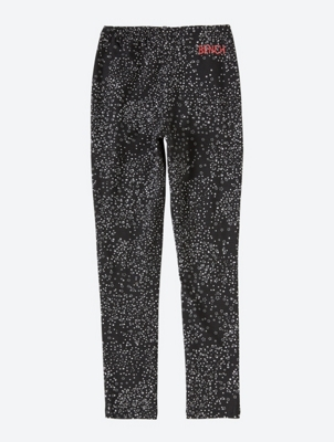 Leggins with All Over-Star-Print