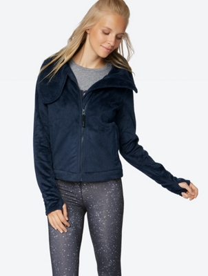 Soft Fleece Jacket