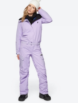 Ski Suit with Waterproof Function