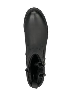 Chunky Biker Boots