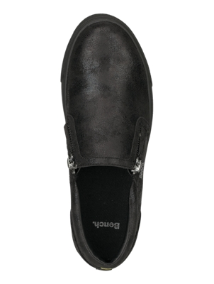 Slip Ons with Zipper