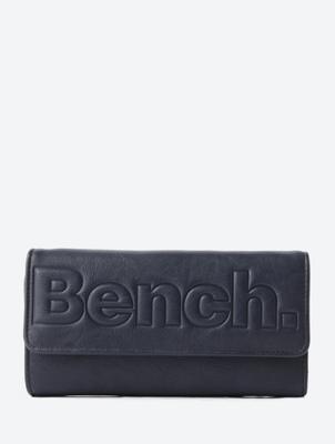 Urban Wallet with Embossed Bench Logo