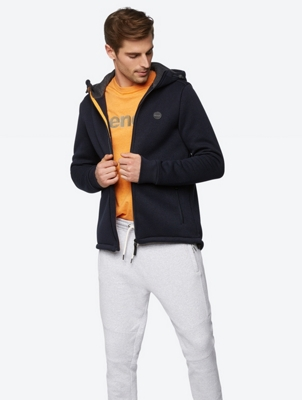 Jacket with Drawstring in the Hood