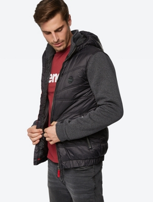 Padded Jacket with Water Repellent Finish
