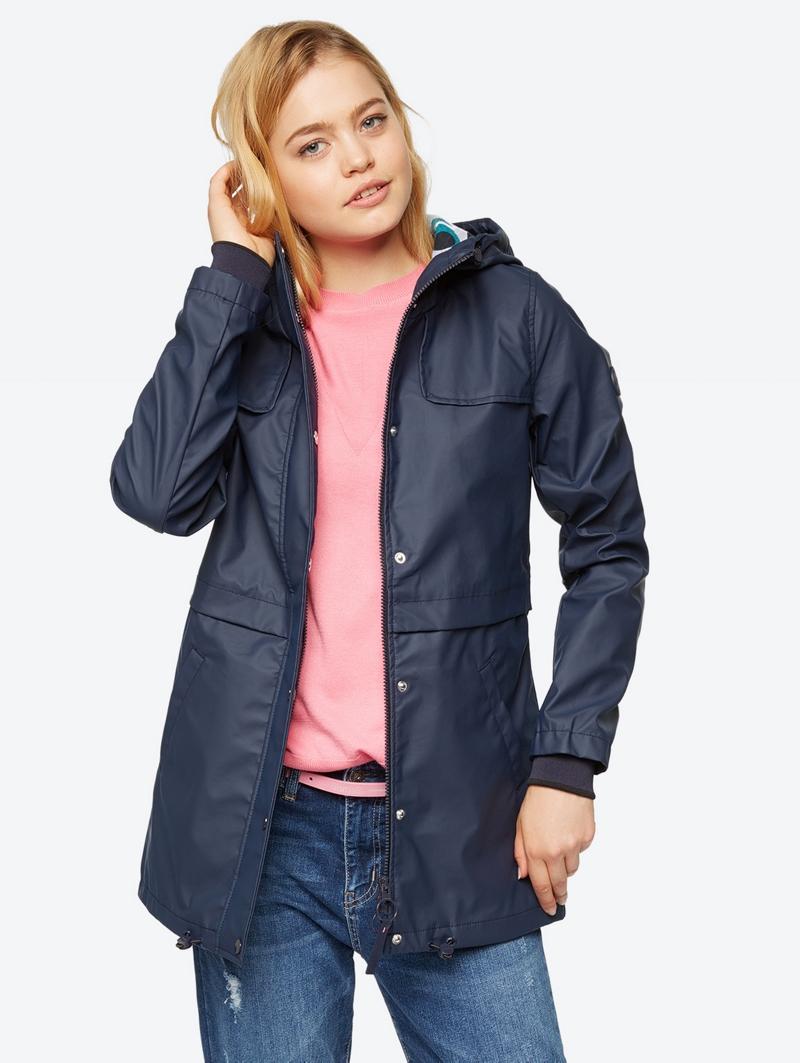 Bench Blau Ladies Jacket Größe Xs