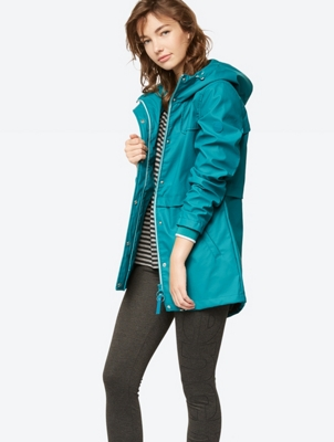 BONDED SLIM RAINJACKET