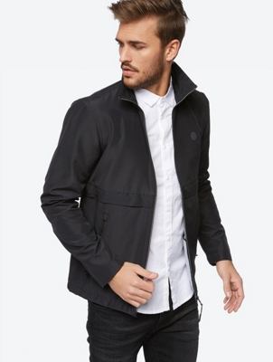 Slim Fit Water Repellent Jacket