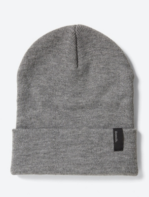 Beanie with Patch Logo