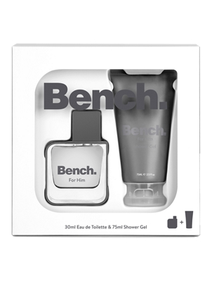 Bench For Him 30ml EdT & 75ml Showe