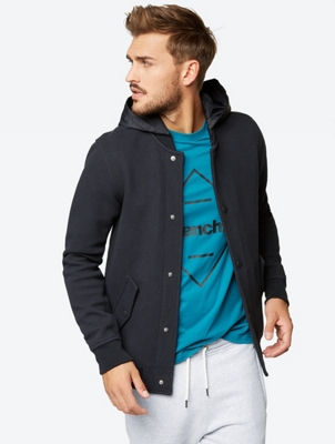 Jacket with Lightweight Hood