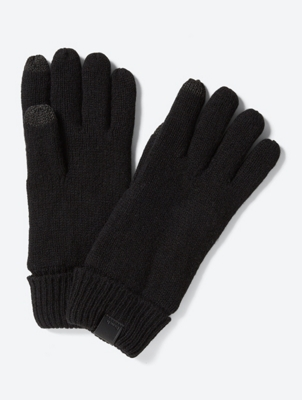 Knitted Gloves with Touch Function