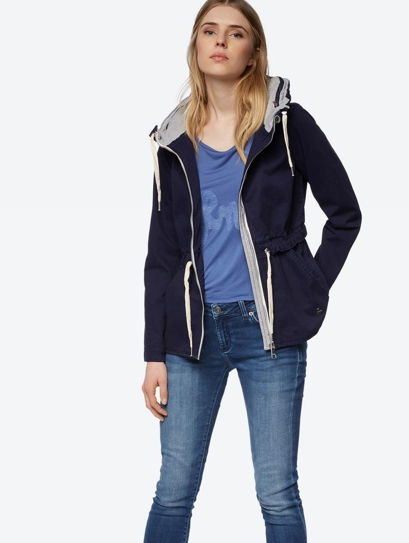 Bench Blau Ladies Jacket Größe L