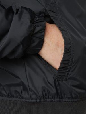 Hooded BomberJacket