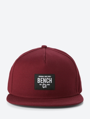 Plain Cap with Bench Emblem