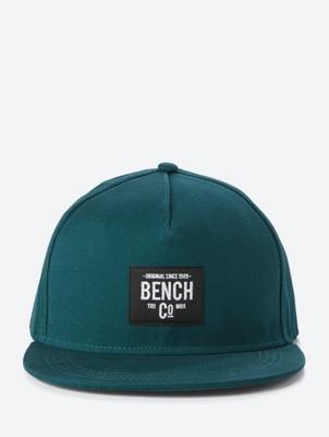 Plain Cap with Bench Emblem