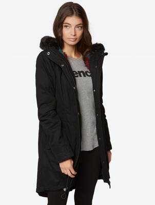 CORE COTTON PARKA