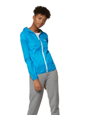 Windbreaker with Elasticated Cuffs