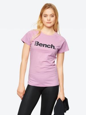 Unifarbenes T-Shirt mit Raglan-Ärmeln