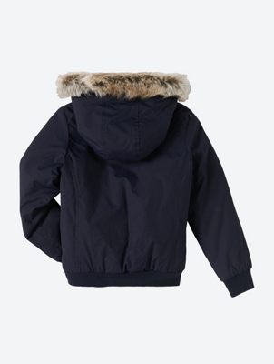 Jacket with Soft Lining