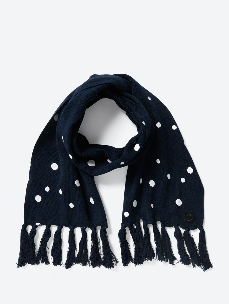 Bench Blue Girls Scarf Size Sm