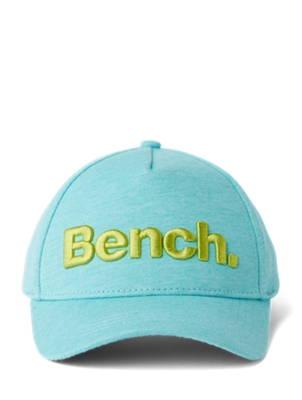 Cap with Large Bench Embroidery on the Front