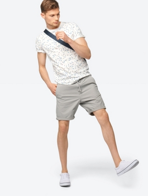 Chino Shorts Theboxes with Drawstring Waistband