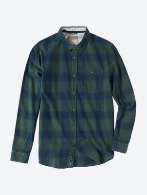 Weiches Hemd im Karo-Muster