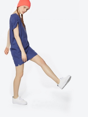 Oversized Dress Different with a Soft Sheen