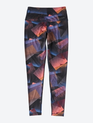 Leggings Dominant B with Graphic Print