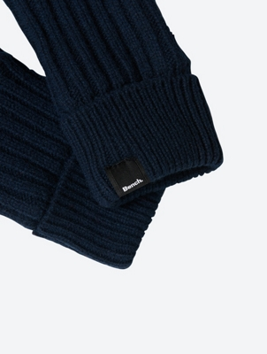 Gloves with Fleece Lining and Touchscreen Function