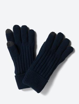 Handschuhe mit Fleece-Futter und Touch-Funktion