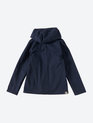 Water Repellent Jacket with Packable Hood