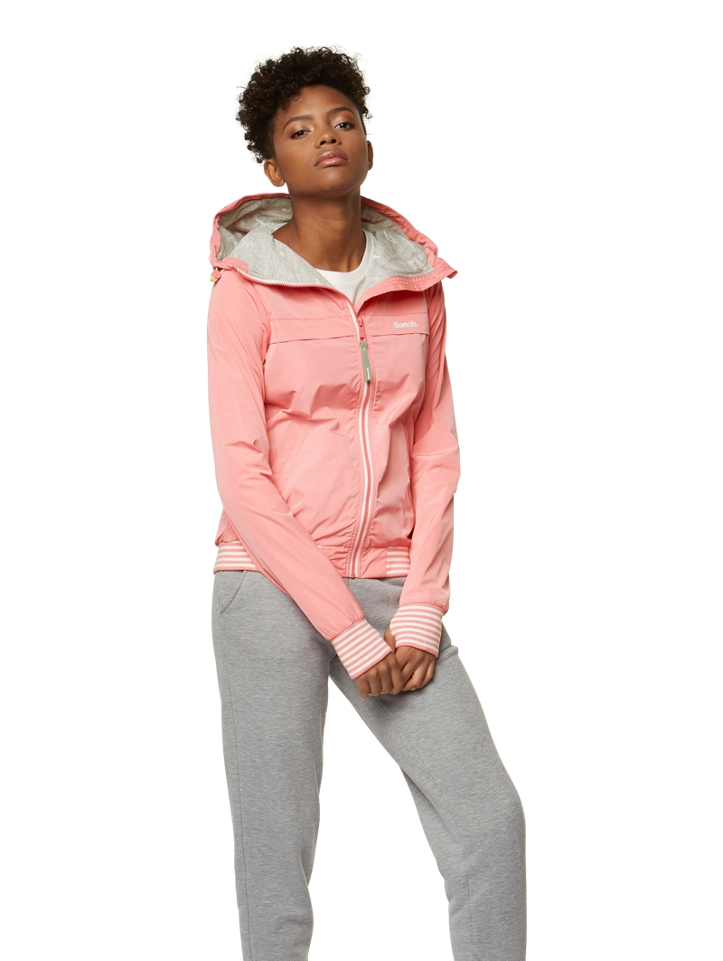 Bench Pink Ladies Jacket Größe Xl