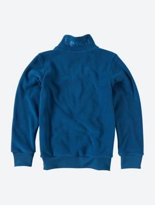Soft Fleece Jumper with Collar