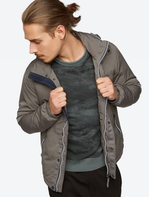 Extra Lightweight Jacket Splendor with Foldaway Hood
