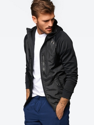 Sporty Jacket with Welded Seams