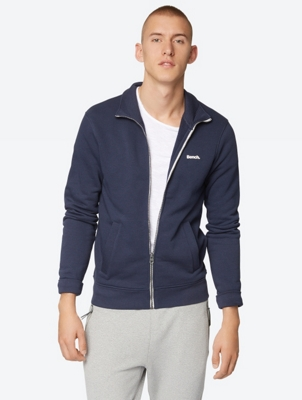 Soft Sweat Jacket Fervor with Standing Collar